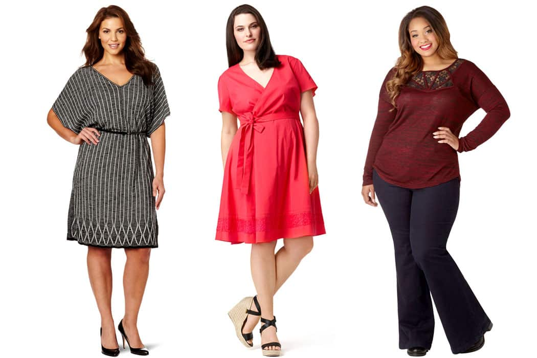Diamond Body Shape Plus Size Fashion Tips Curvyplus