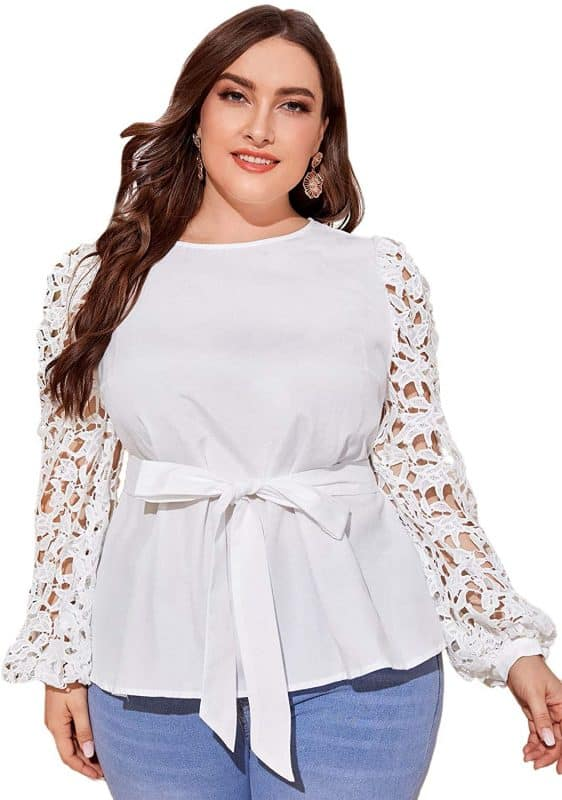 plus size pear shape body shirt tops 02