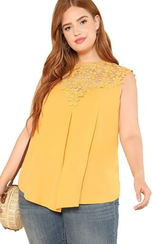 plus size pear shape body shirt tops 04