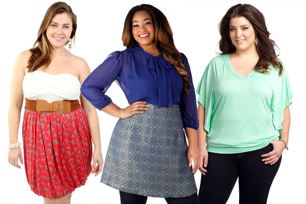 Apple Body Shape - Plus Size Fashion Tips - CurvyPlus