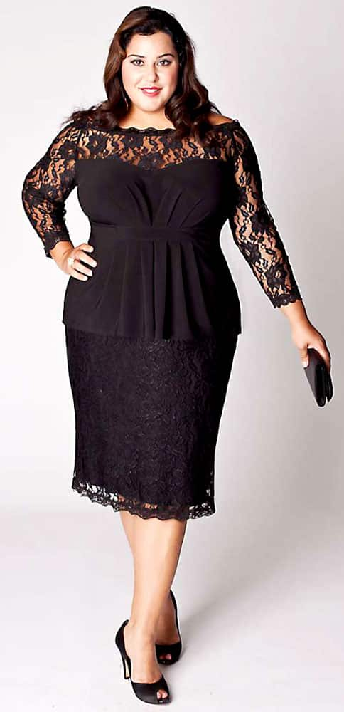A Cocktail Dress For All Occasions Curvyplus