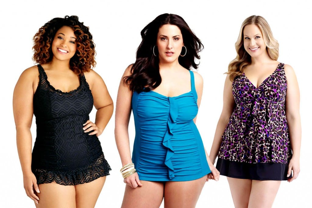 plus size swimwear cover