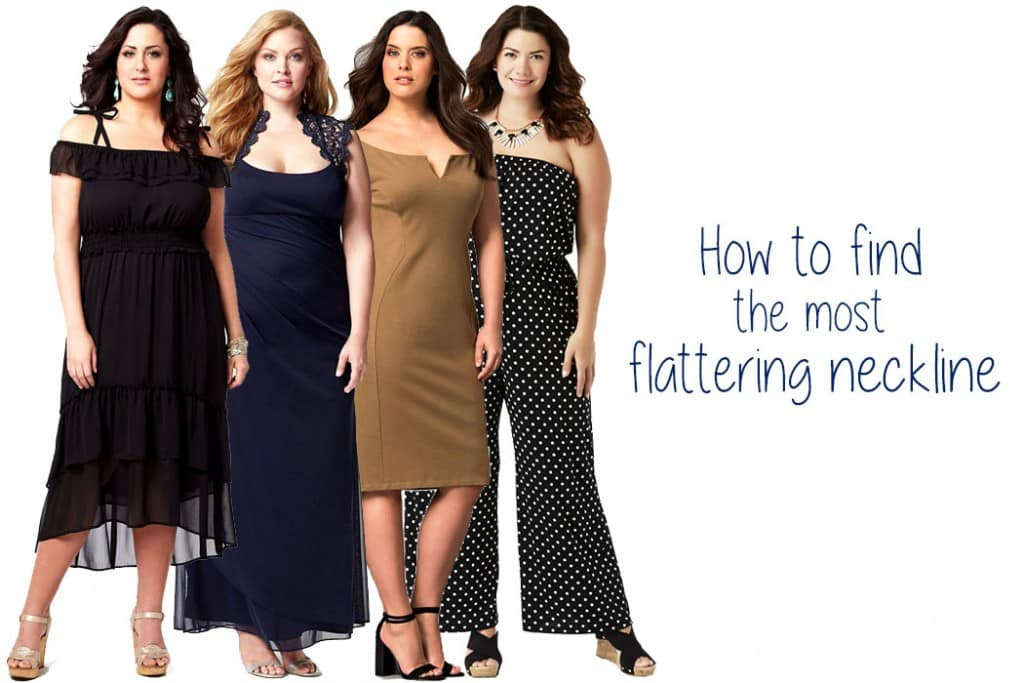 How to find the most flattering Neckline