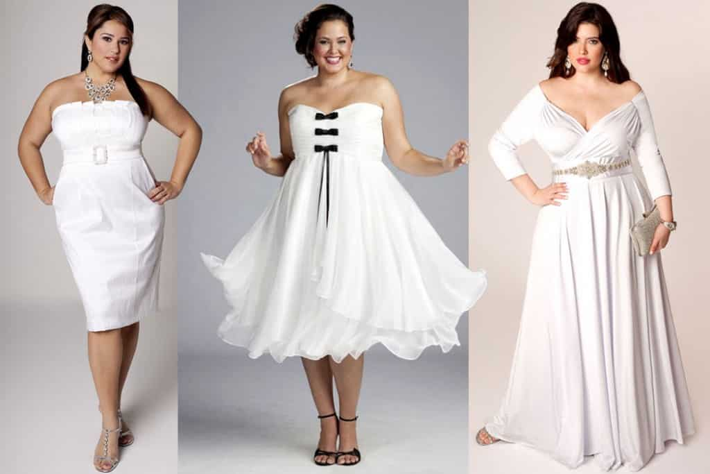 Plus Size Wedding Dress Cover