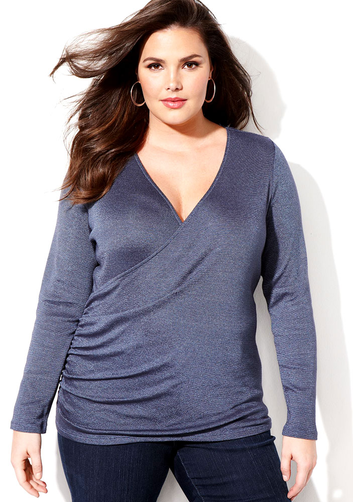 The Curvy Girls Cozy Sweater Guide