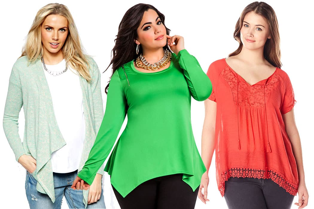 Plus Size Spring Fashion Guide Cover Curvyplus