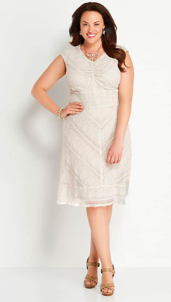 sundress sleeveless lace