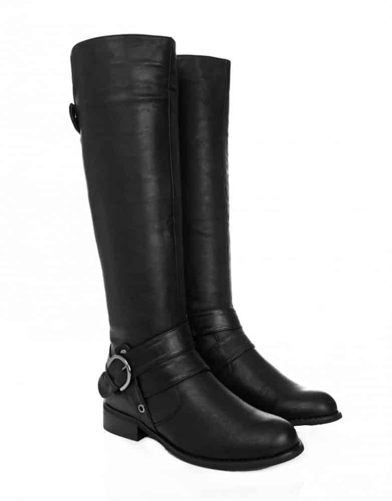 tall boots buckles