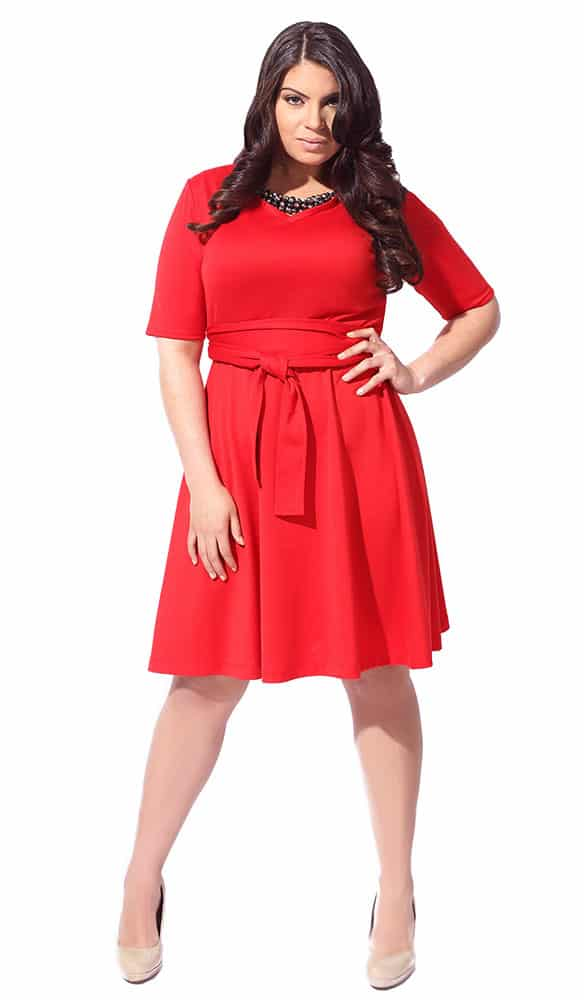 Fashion dresses plus size 74