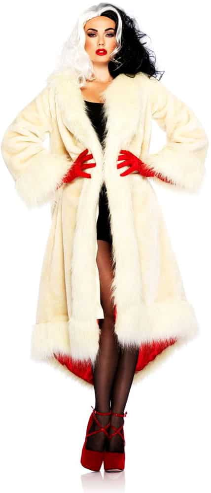 A scary guide to plus size halloween costumes curvy guide cruella deville do it yourself costume solutioingenieria Image collections