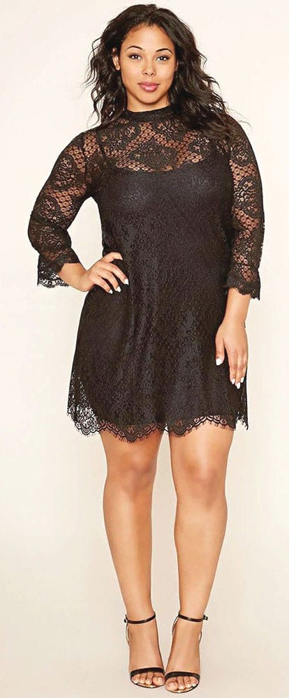 Plus Size Club Dresses 01