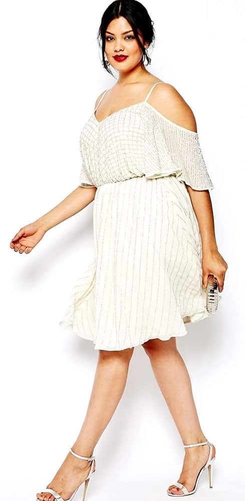 Plus Size Club Dresses 03
