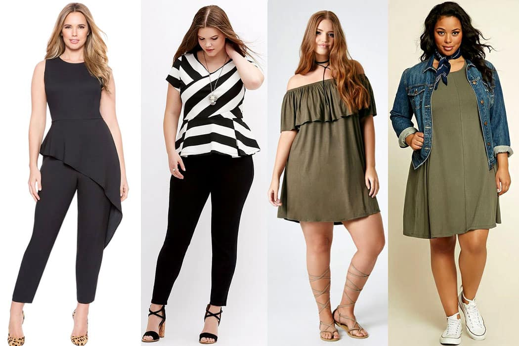 top 10 plus size fashion tips - curvyplus