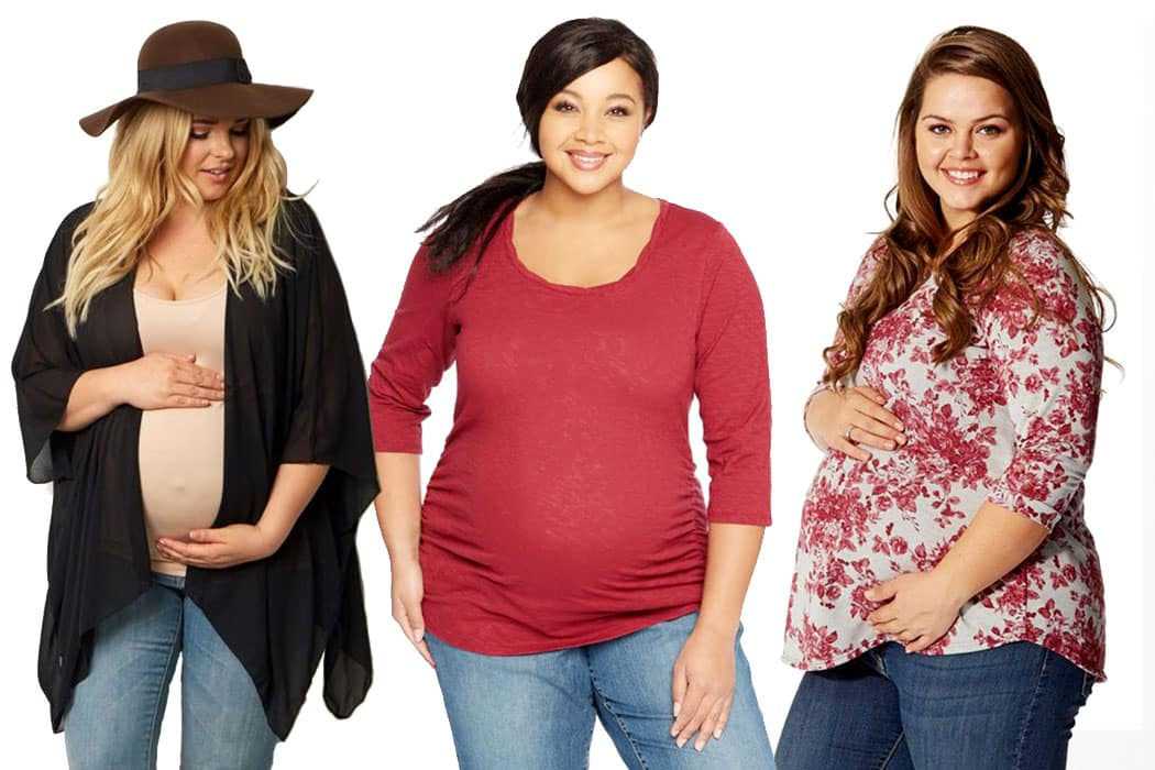 Plus Size Maternity Cover