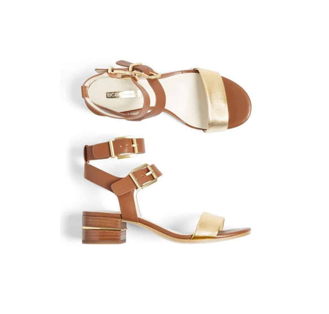 Strappy Sandals 02