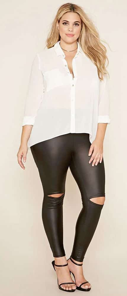 How To Style Leggings For Daywear-01