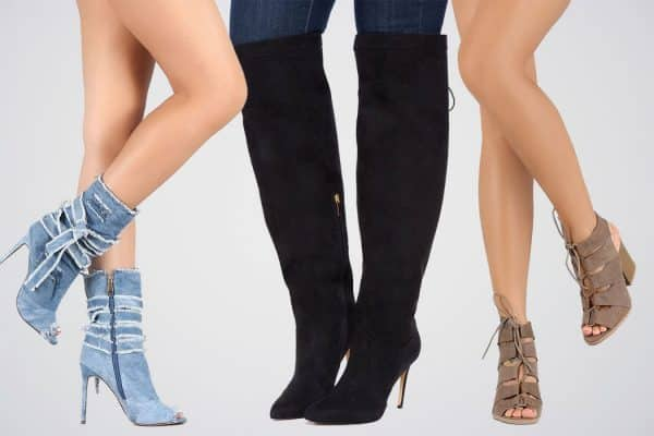 The Hottest Boots For Fall