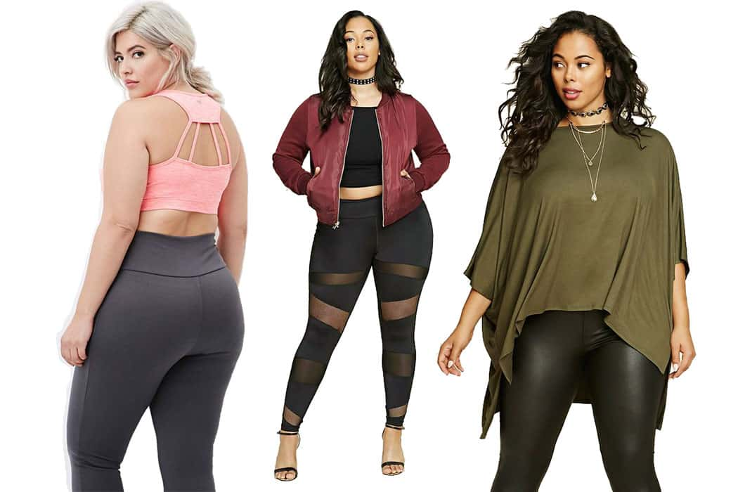 Athleisure Wear Trend For Plus Sizes