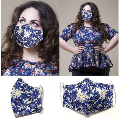 Every Day Plus Size Face Masks 4