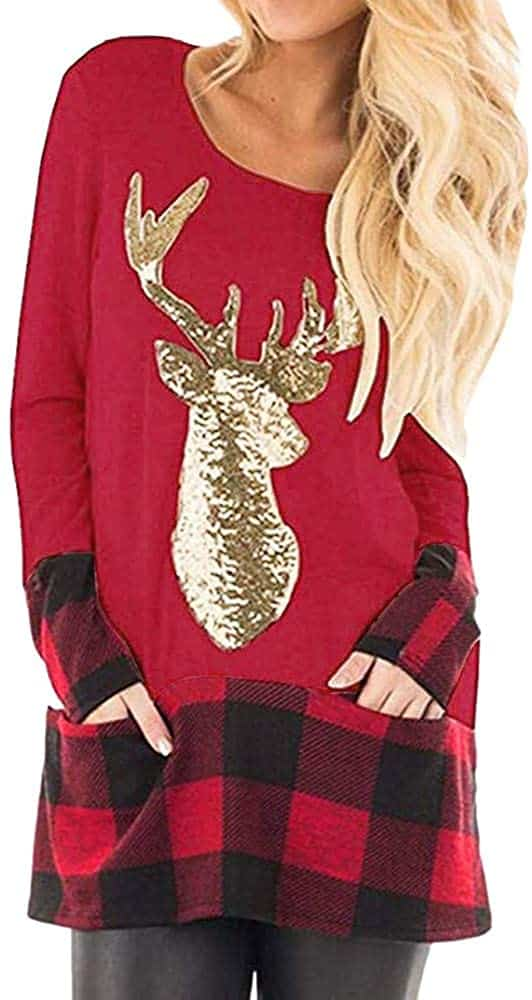Cute Christmas Sweaters 01