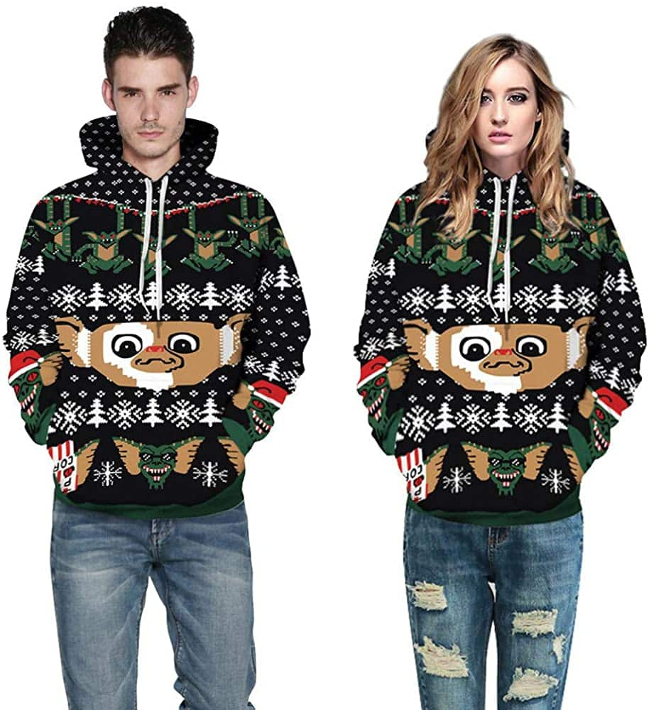 Funny Plus Size Christmas Sweaters 02
