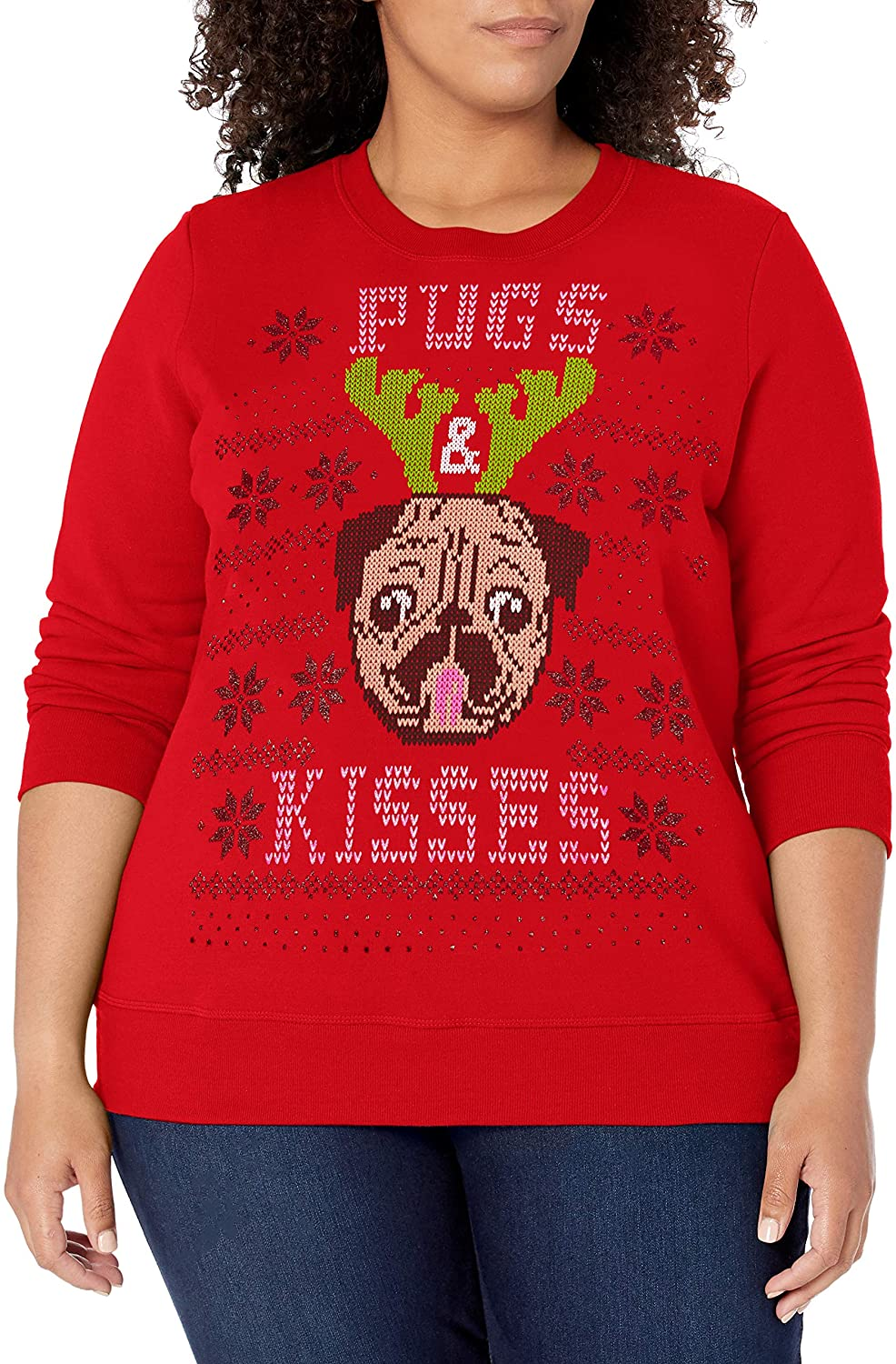 Funny Plus Size Christmas Sweaters 11