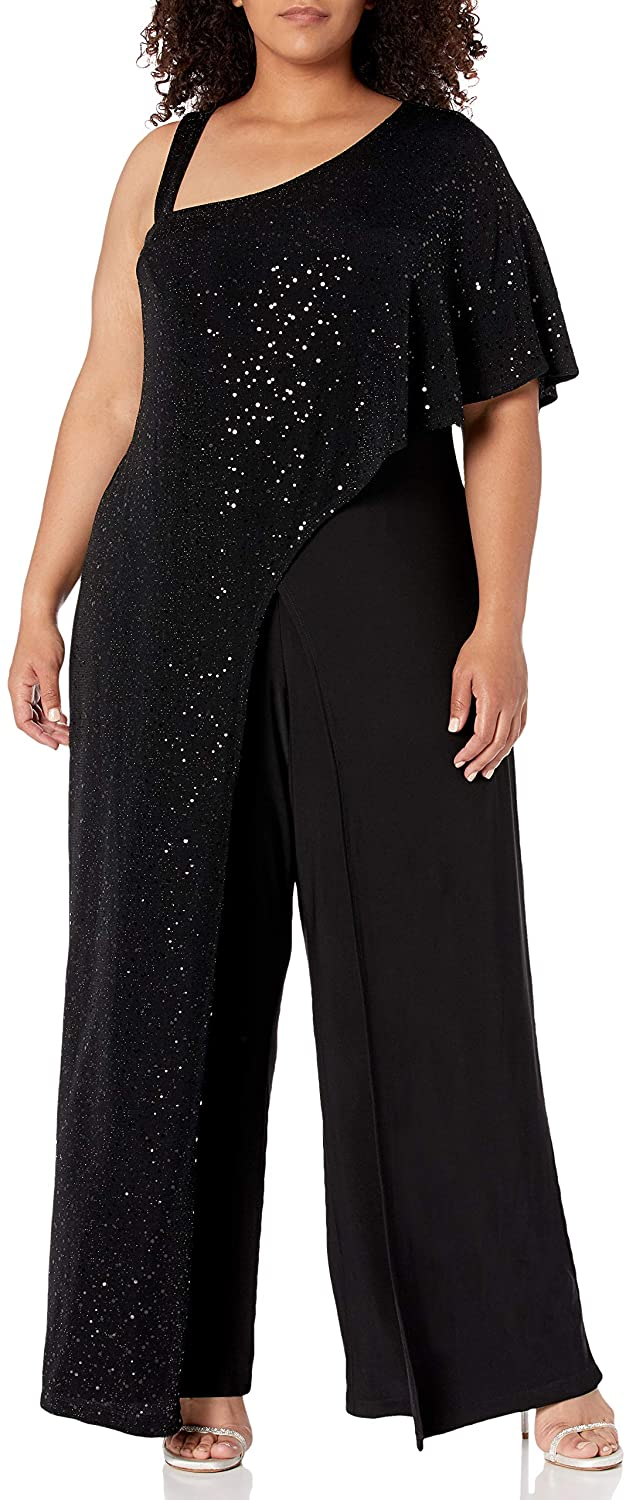 Plus Size Holiday Jumpsuit 04