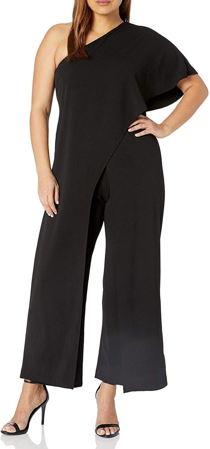 Plus Size Holiday Jumpsuit 05