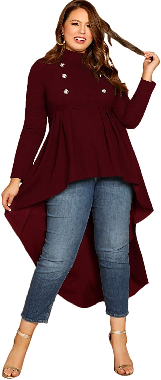 Plus Size Knit Ensemble 04