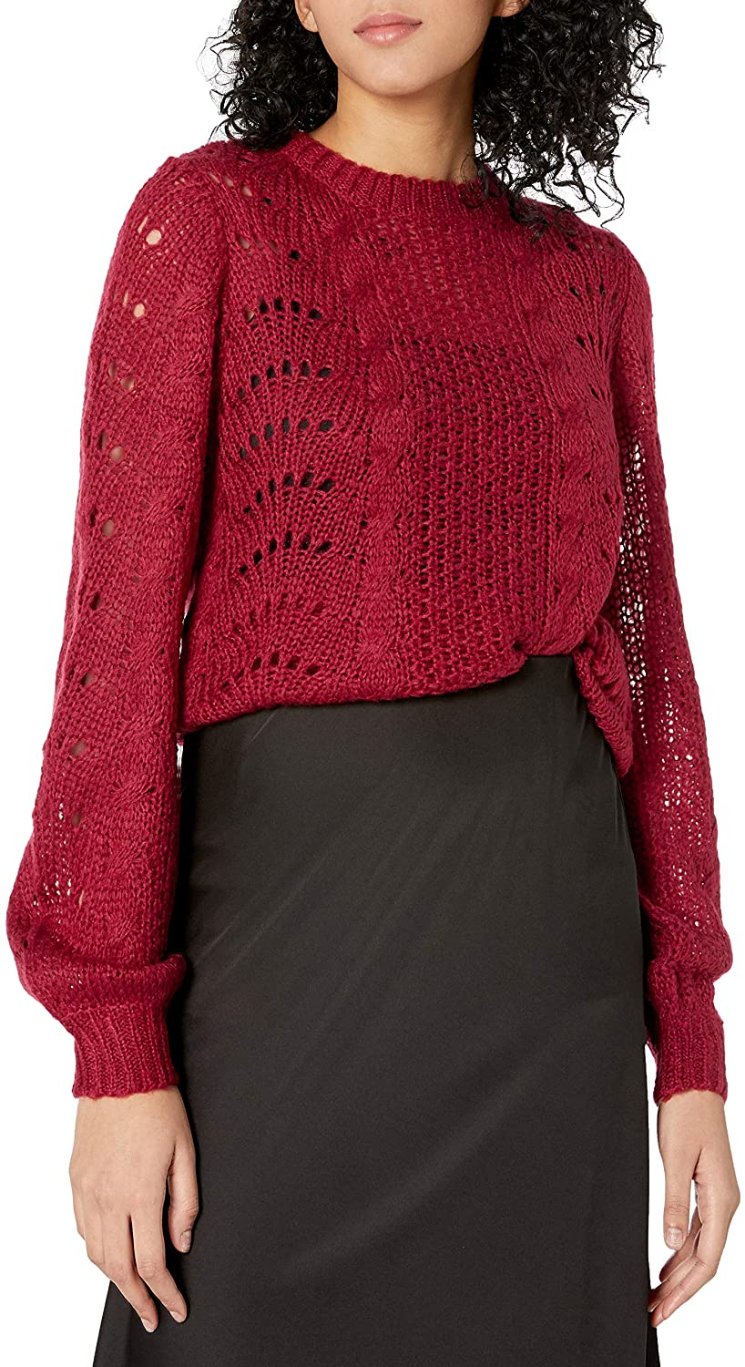 Plus Size Knit Ensemble 06