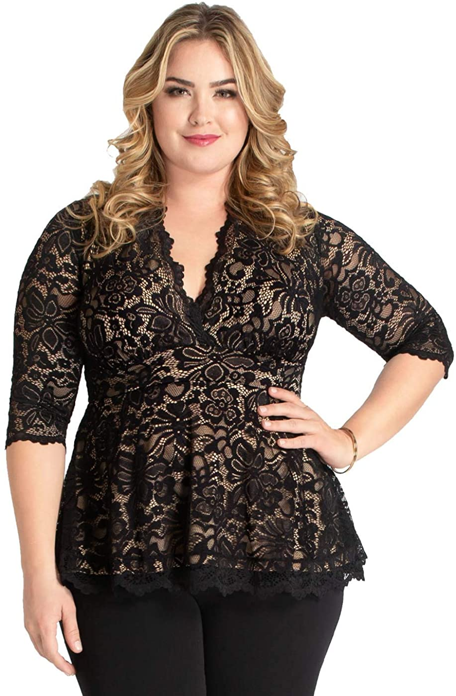 Plus Size Mix & Match Tops & Bottoms 02