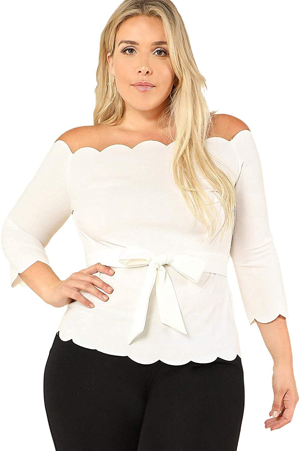 Plus Size Mix & Match Tops & Bottoms 08