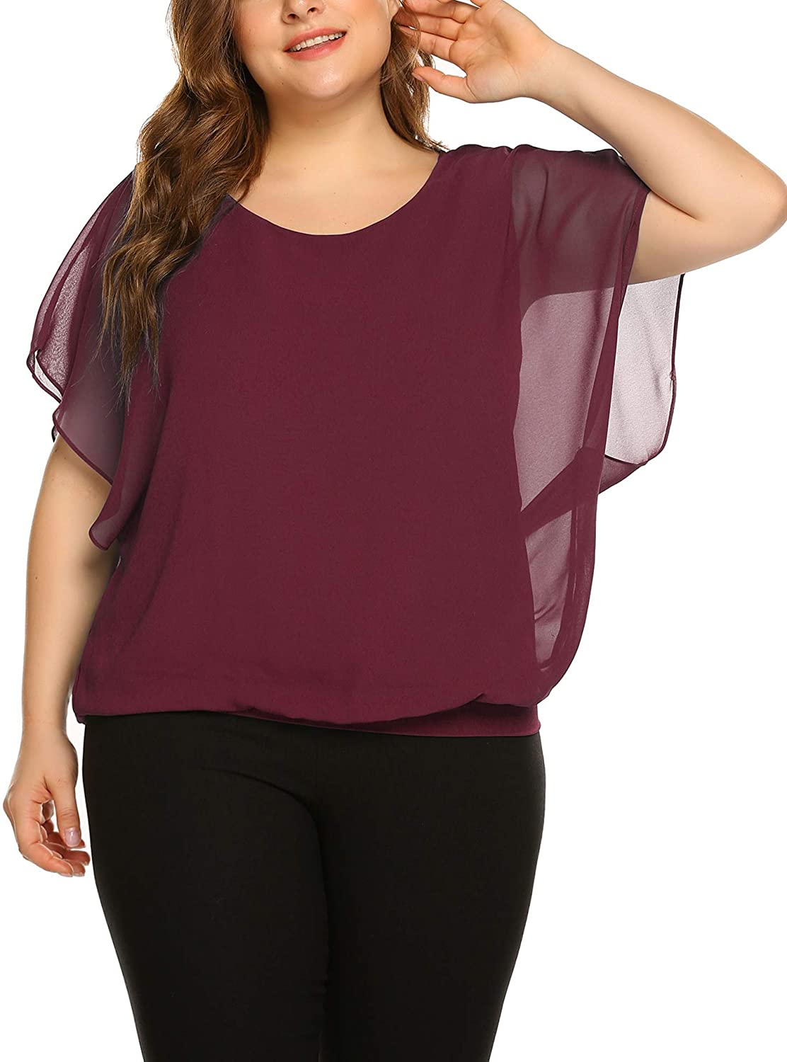 Plus Size Mix & Match Tops & Bottoms 09