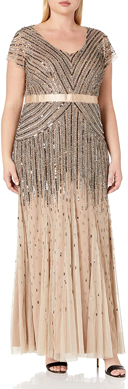 Plus Size New Years Eve Dress 02