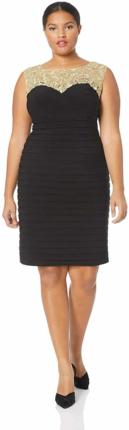 Plus Size New Years Eve Dress 03