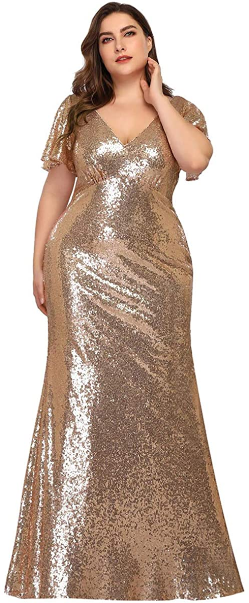 Plus Size New Years Eve Dress 09