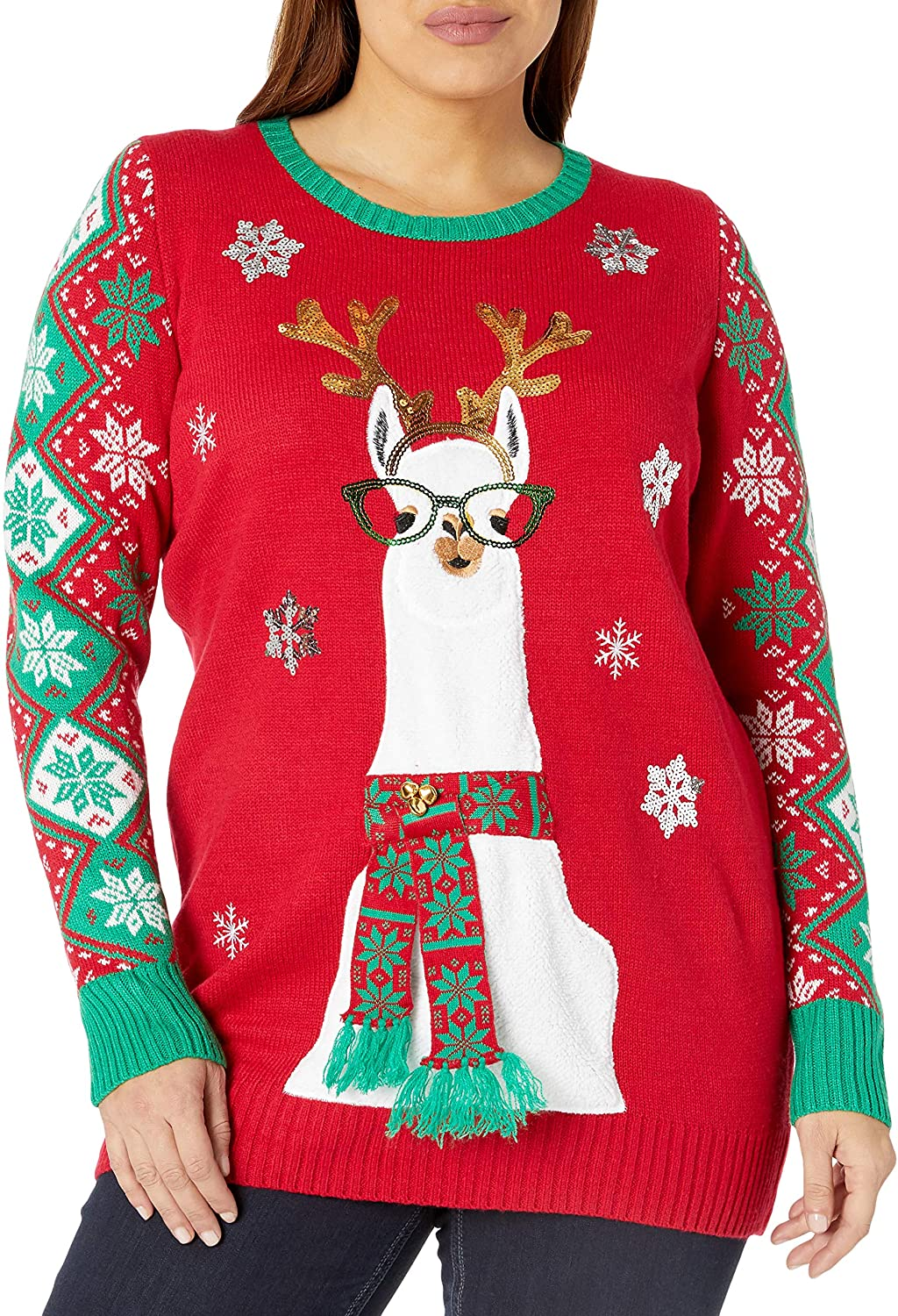 Plus Size Ugly Sweater 03