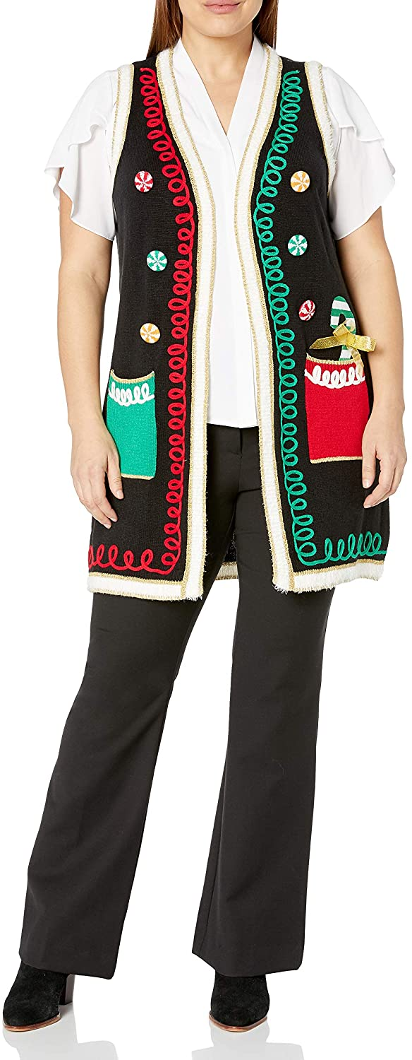 Plus Size Ugly Sweater 05