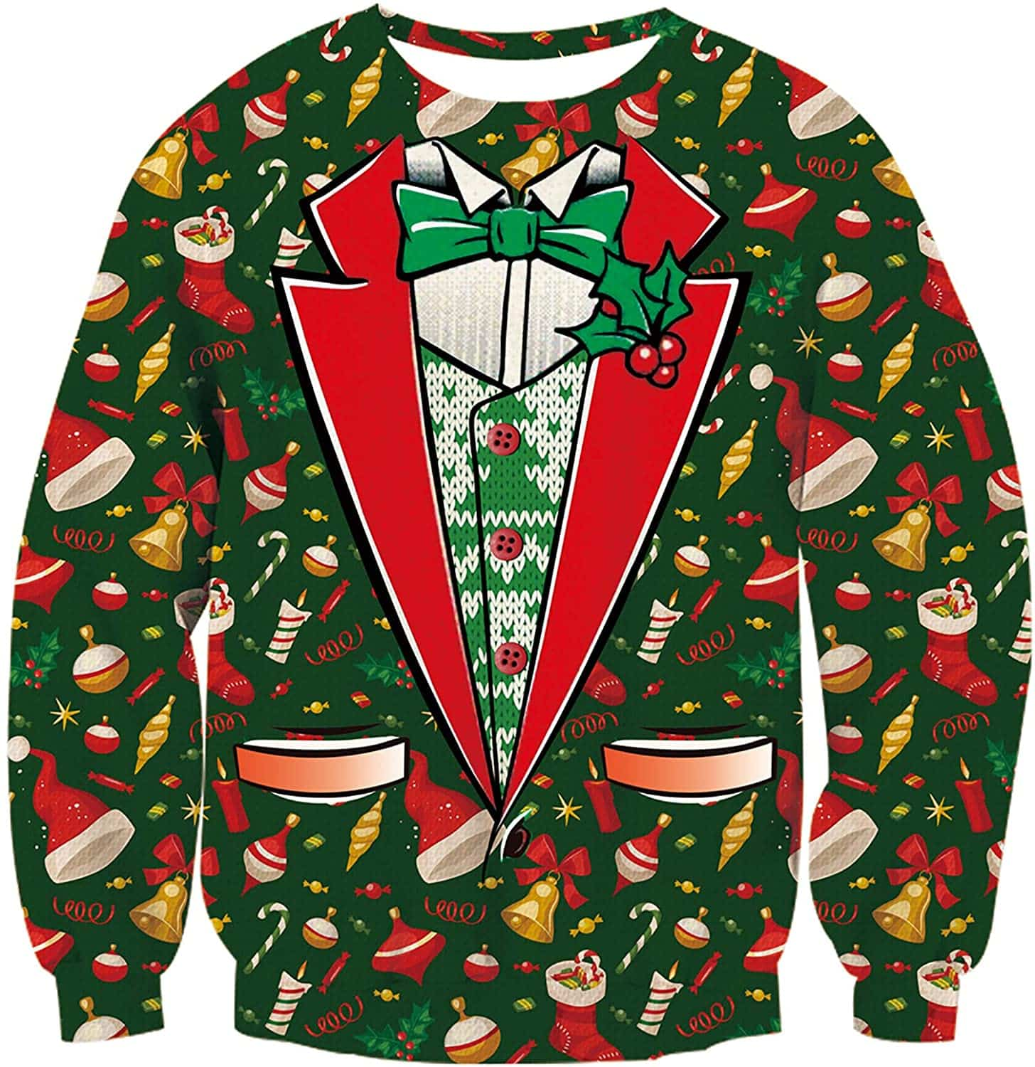 Plus Size Ugly Sweater 07