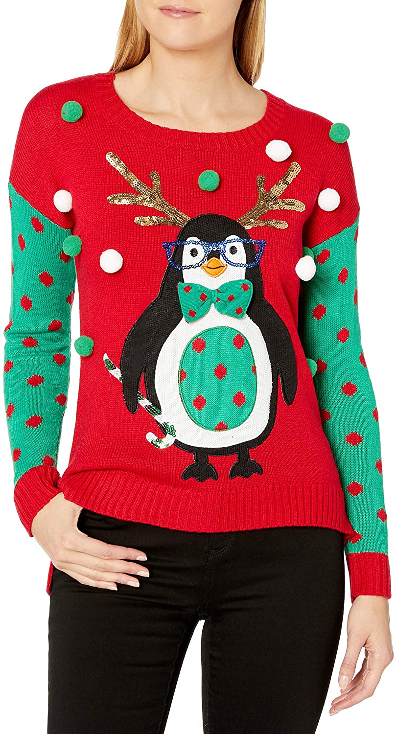 Plus Size Ugly Sweater 09